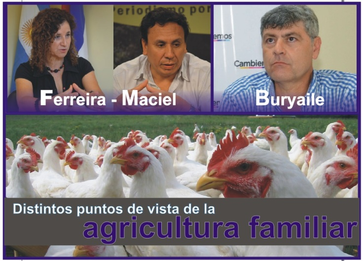 distintos puntos de vista de la agricultura familiar