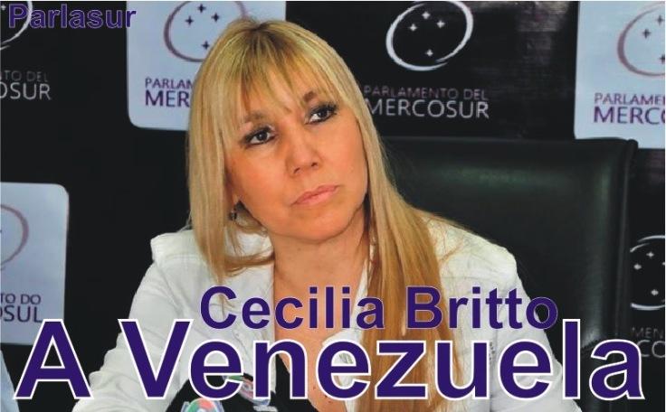 cecilia britto a venezuela