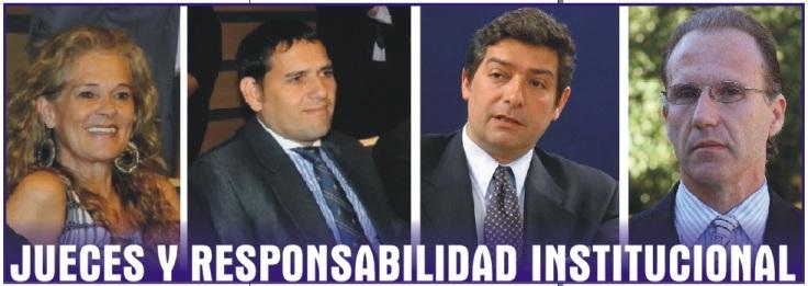 JUECES Y RESPONSABILIDAD INSTITUCIONAL