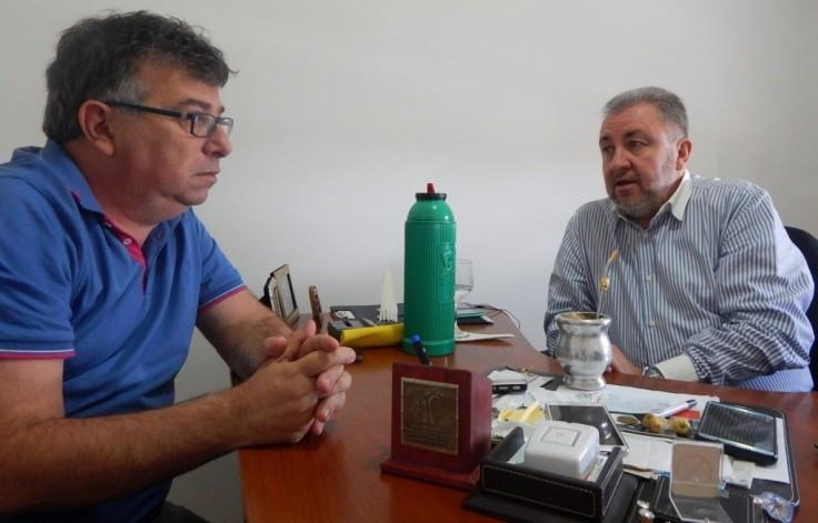 Jorge Franco entrevistado por Alejandro Spivak