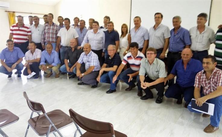 Reunión de intendentes de la CODEIM con el Ministro Safrán 4
