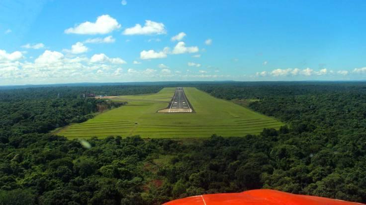 aeropuerto iguazu