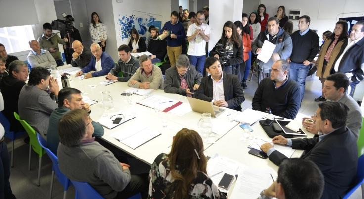 Marcelo Perez en la comision de obras (6)