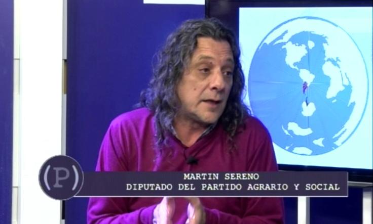 Martin Sereno en Plural