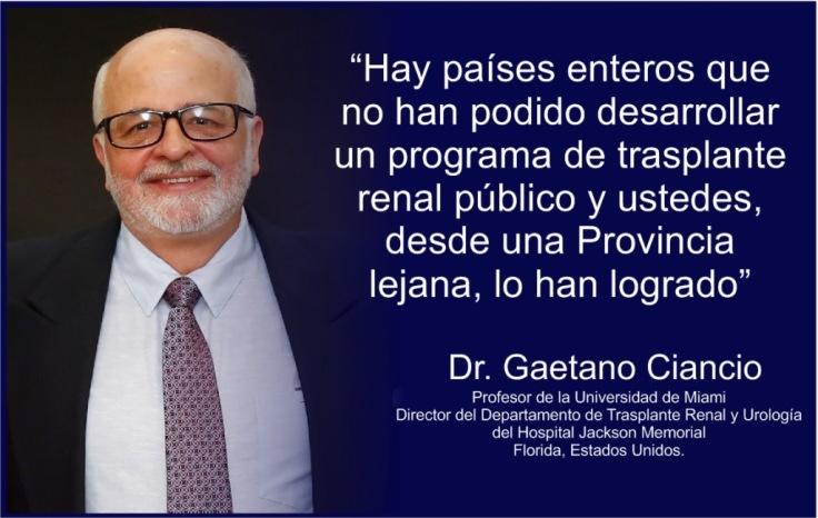 dr gaetano ciancio