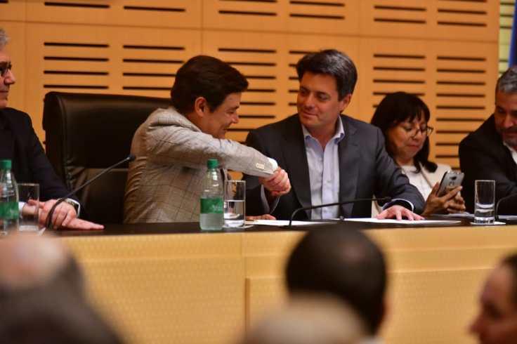firma de convenio editorial santillana FOTO SIXTO FARIÑA (1)
