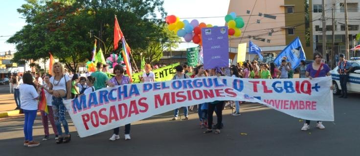 Marcha del OrgulloTLGBIQ+1
