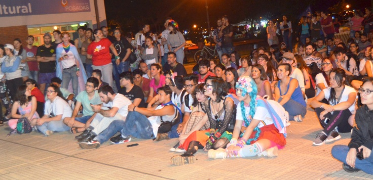 Marcha del OrgulloTLGBIQ+10