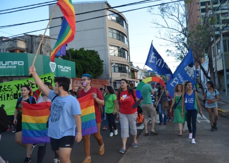 Marcha del OrgulloTLGBIQ+12