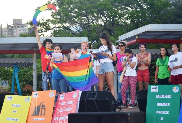 Marcha del OrgulloTLGBIQ+4
