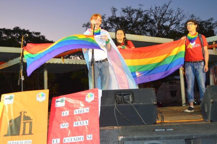 Marcha del OrgulloTLGBIQ+9