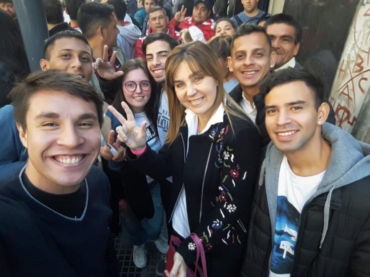 maria encuentro progresista noviembre 2018 6
