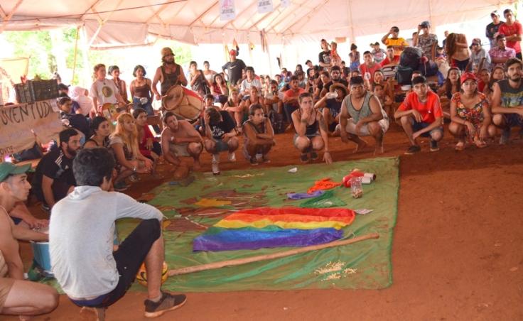 Campamento en Tekoa Arandu4