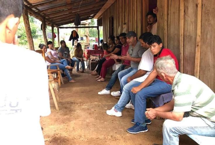 familias que habitan tierras en el paraje tobuna5