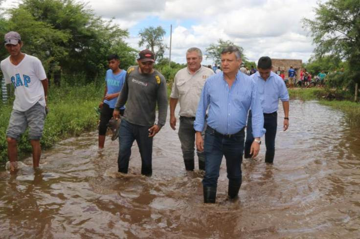 peppo inundado