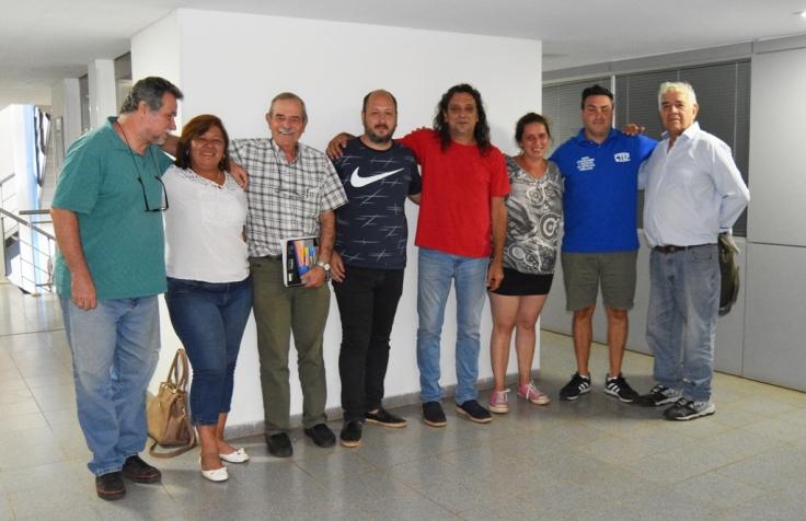 Gildo Onorato se reunió con dirigentes de organizaciones sociales