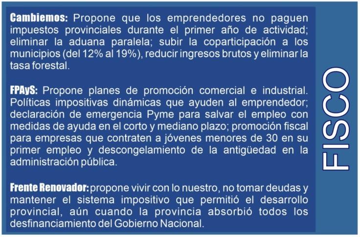 propuesta fiscal