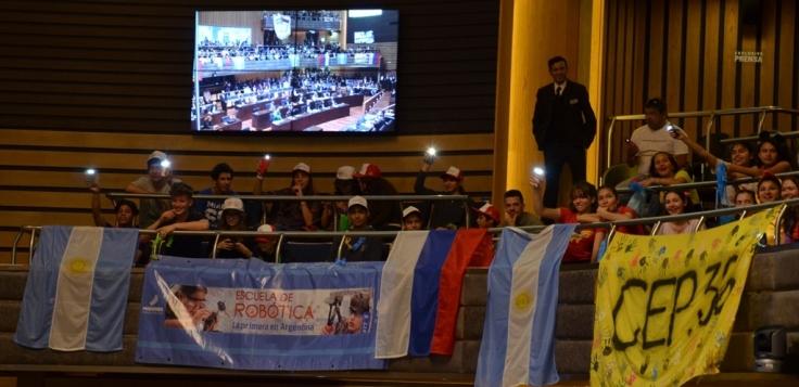 parlamento estudiantil