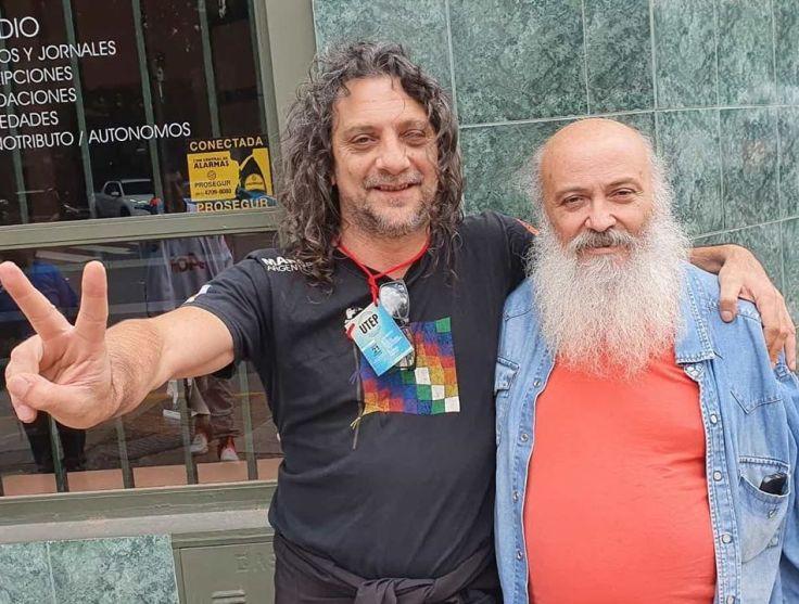 Diputado Martn Sereno con el dirigente Emilio Pérsico en lanzamiento de la UTEP - copia.jpg