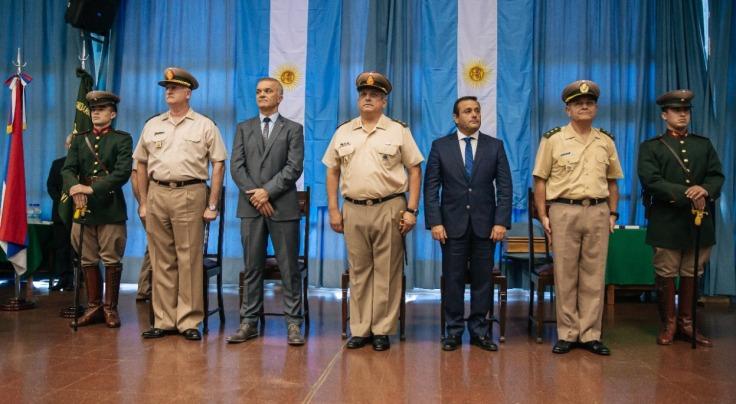 Nuevo jefe Gendarmería