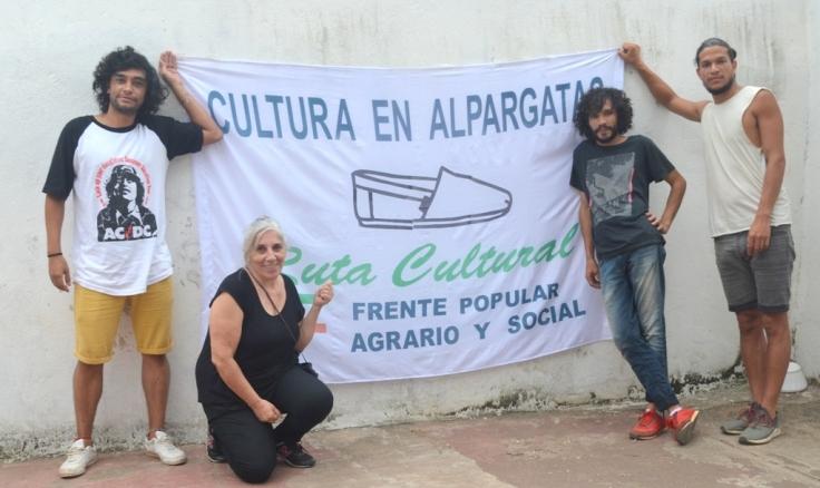 Los misioneros Salguero y Paniagua dictaron Taller de Entrenamiento Actoral camaracámara