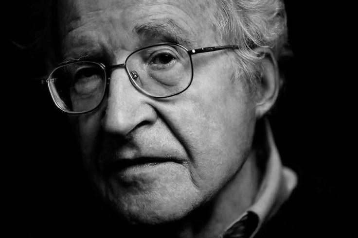 Noam Chomsky FUENTEculto