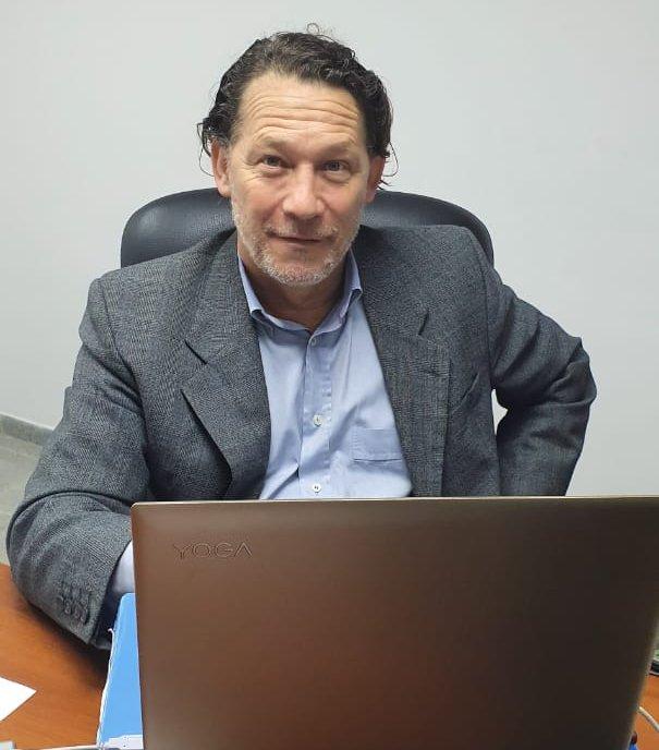 Diputado provincial Jorge Páez (PAyS)