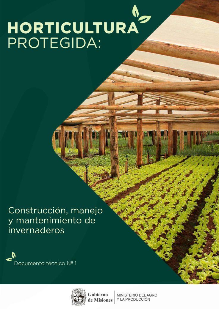 horticultura Tapa - DT Número 1